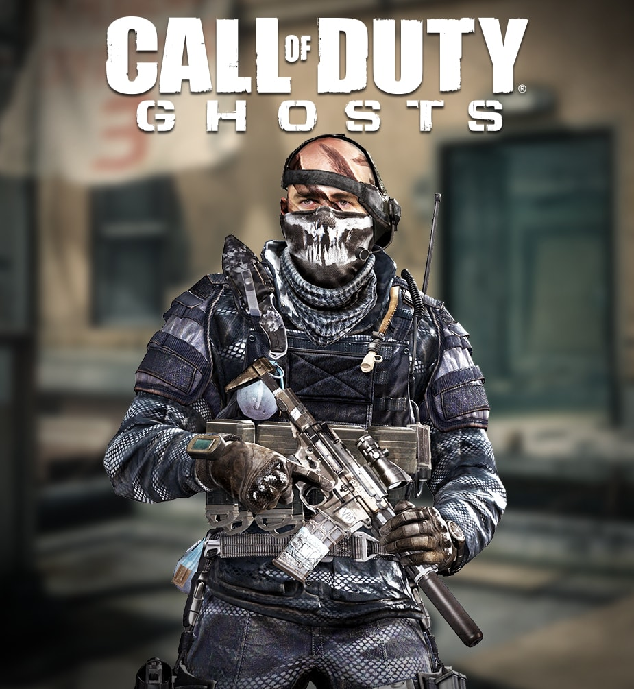 Buy Call of Duty: Ghosts Special Characters Packs on Xbox Live ...