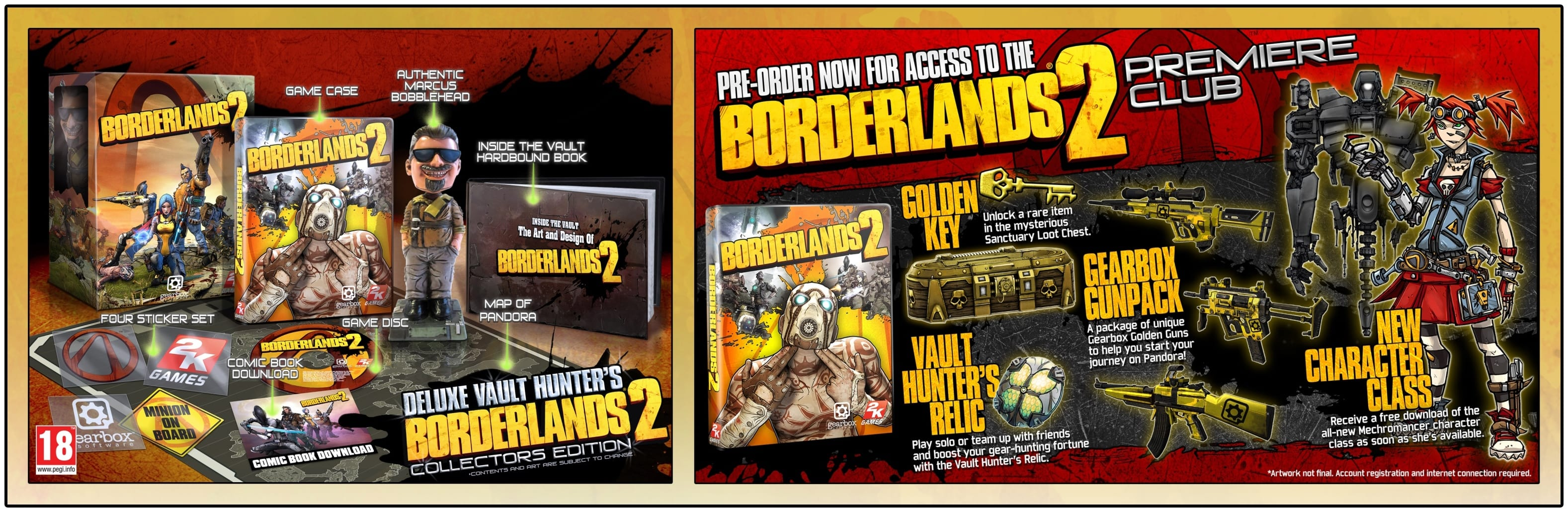 Borderlands 2: Vault Hunter's Edition