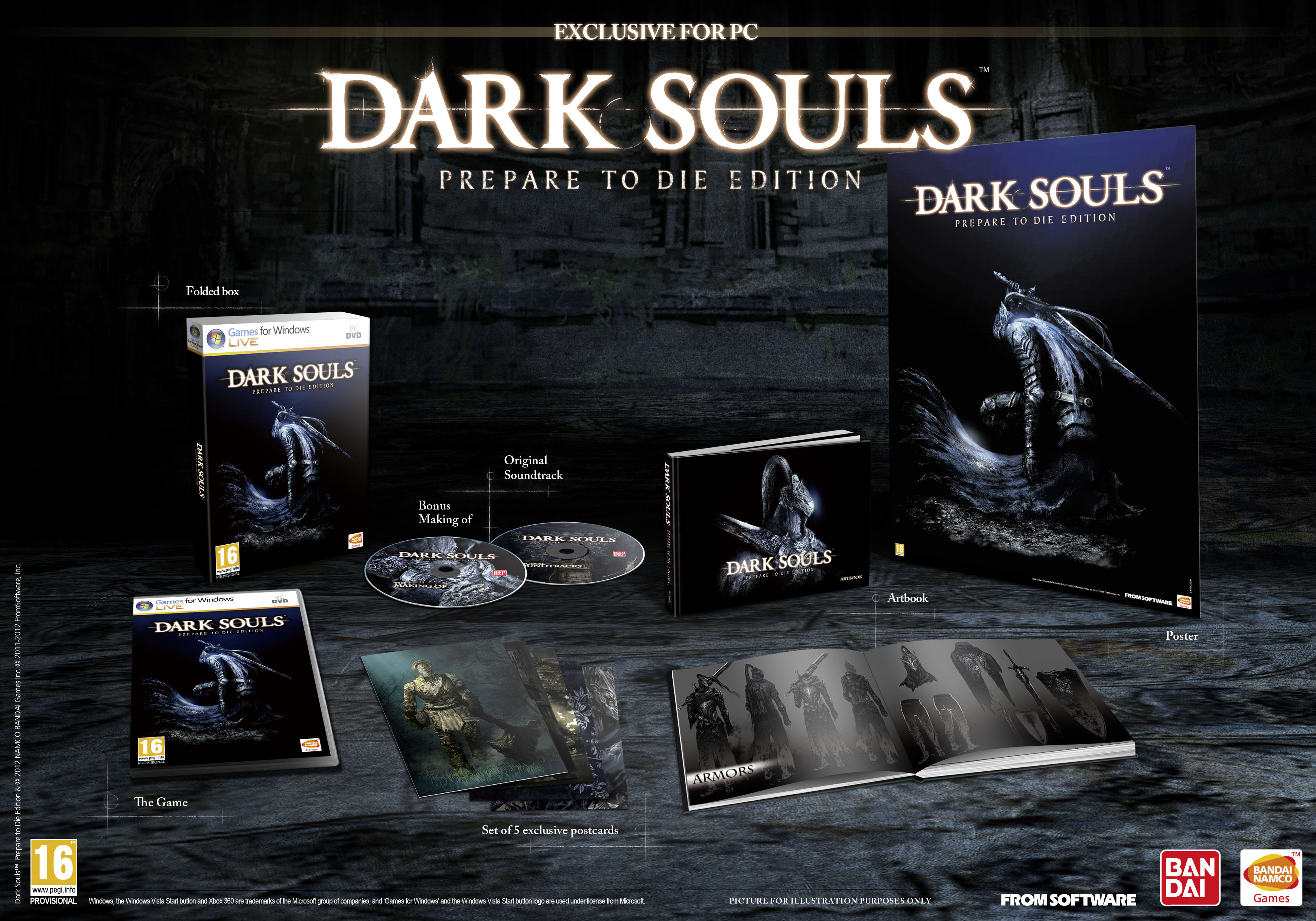 Dark Souls: Prepare to Die Edition on PC at GAME