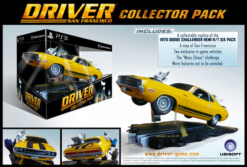 Collectorsedition Org Driver San Francisco Collector Pack Xbox 360 Pal