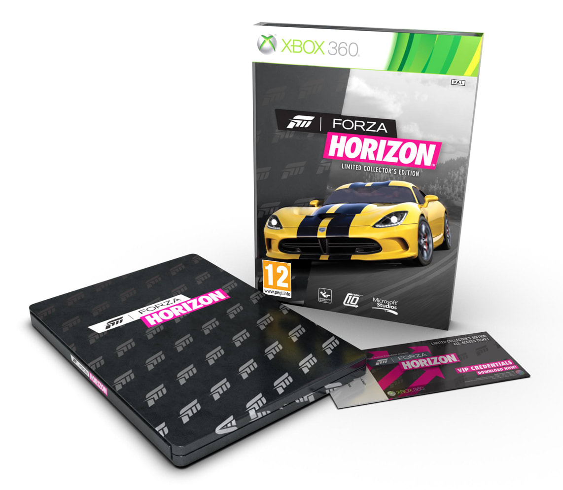 Forza Horizon Limited Collector's Edition on Xbox 360 at GAME