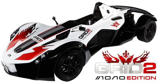 GRID 2 BAC Mono Edition only at GAME
