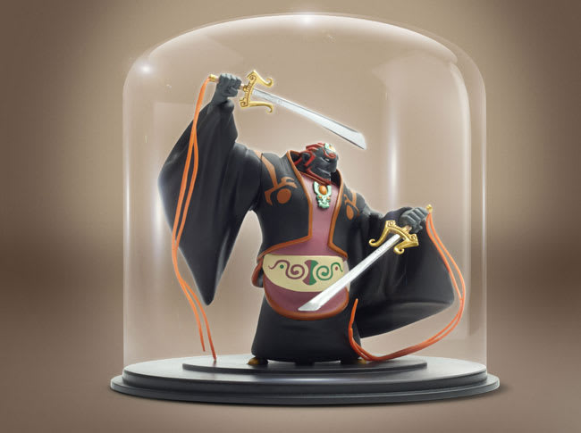 The Legend Of Zelda The Wind Waker Ganondorf Limited Edition