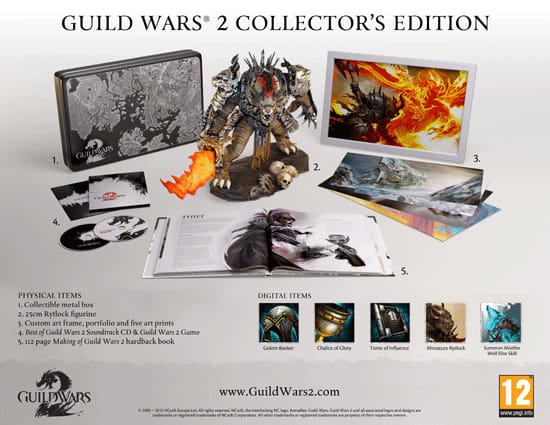 Guild Wars 2 Collectors Edition