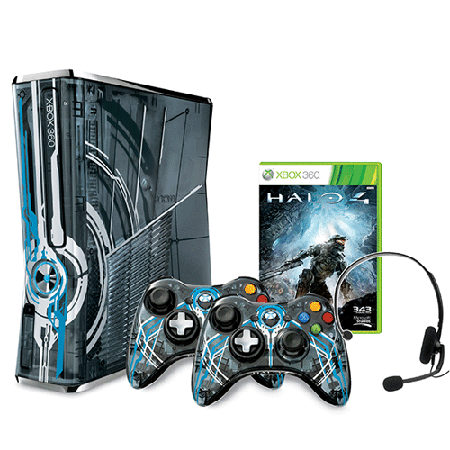 Halo 4 320GB Xbox 360 Console