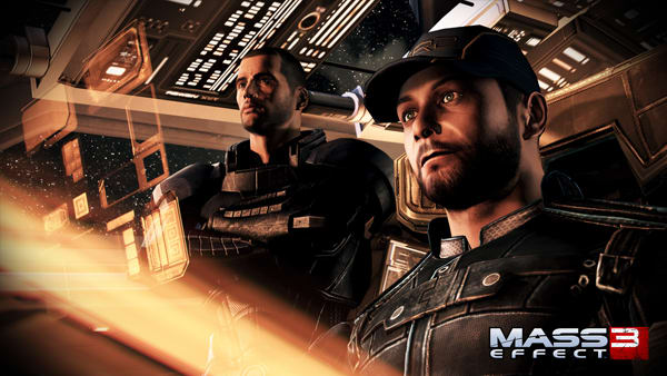 Mass Effect 3 preorder bonus available on the Xbox 360 at GAME