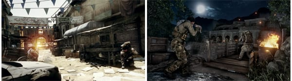 Preorder Medal of Honor Warfighter Limited Edition on PlayStation 3 from GAME to receive the Hunt Map pack
