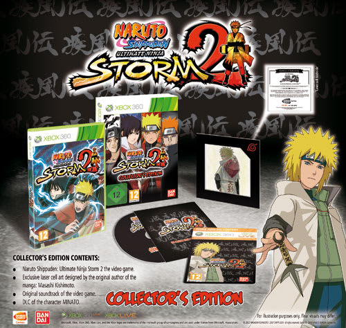 image showing collector's edition content