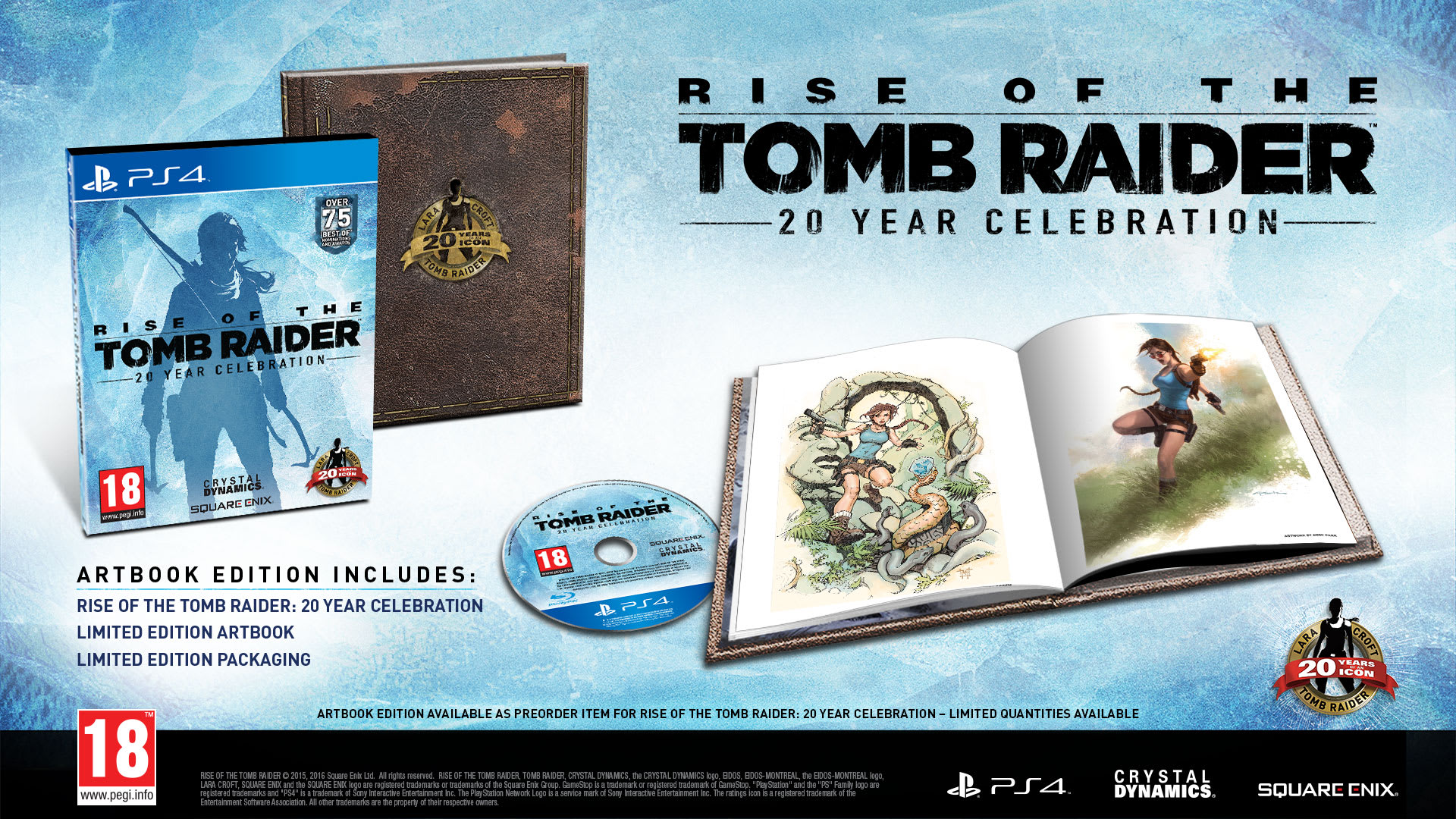 Rise of the Tomb Raider for PS4 - Pre-order Now at GAME.co.uk!