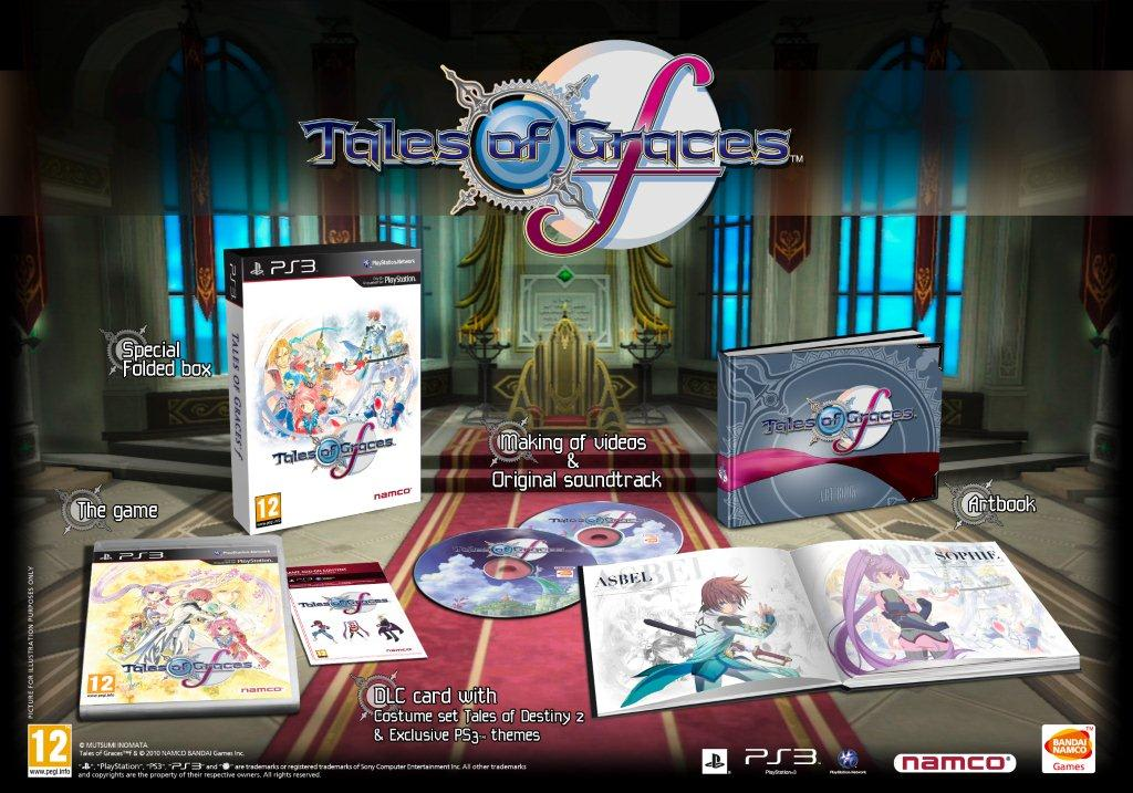 Tales of Graces F Special Edition at on PlayStation 3