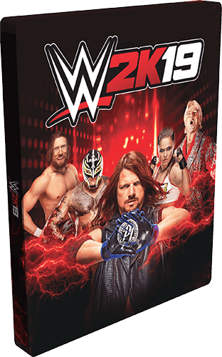 Wwe 2k19 deluxe edition xbox one uk | WWE 2K19 release date