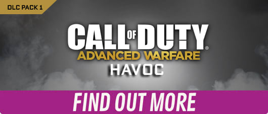 Find out more about Call of Duty: Advanced Warfare HavocDLC Pack 1