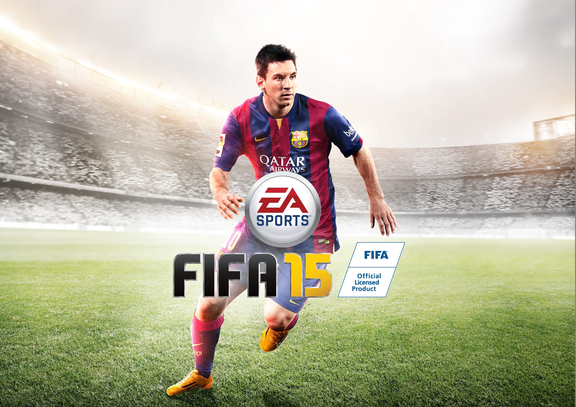 FIFA 15 GAME Midnight Launch
