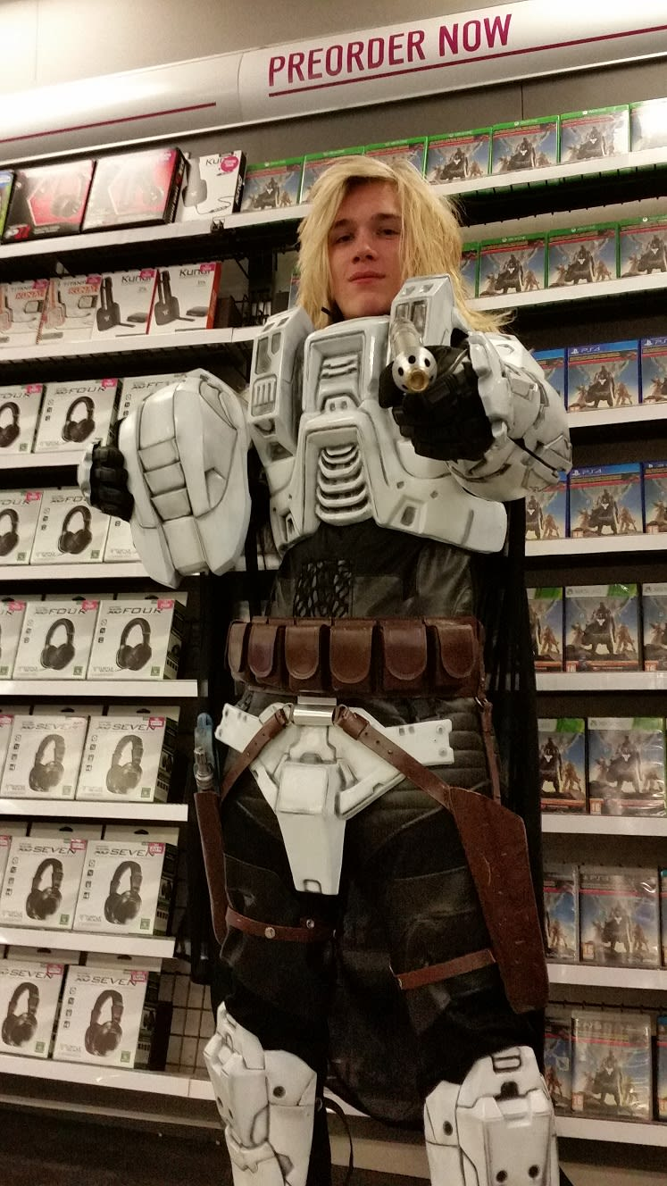 GAME Store Event Gallery - Destiny Launch