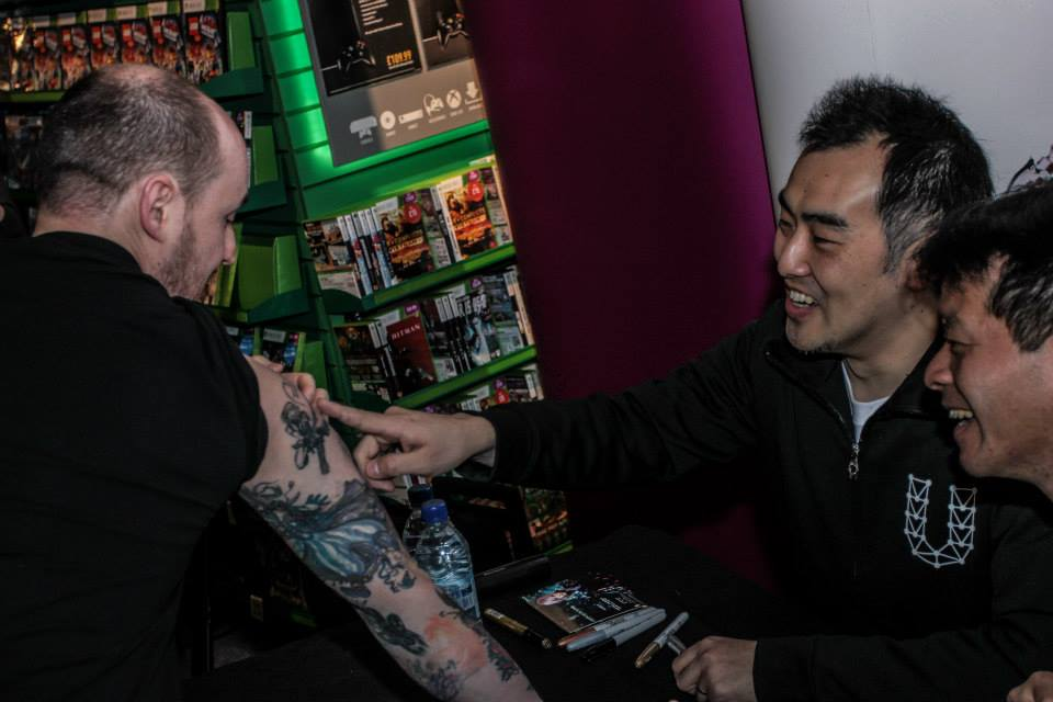 GAME Store Event Gallery - Lightning Returns Signing Event
