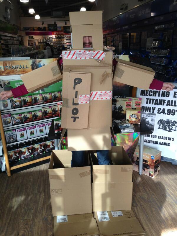GAME Store Event Gallery - Titanfall Launch