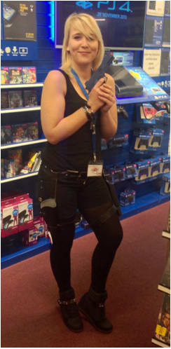 GAME Store Event Gallery - Tomb Raider Definitive Edition Launch