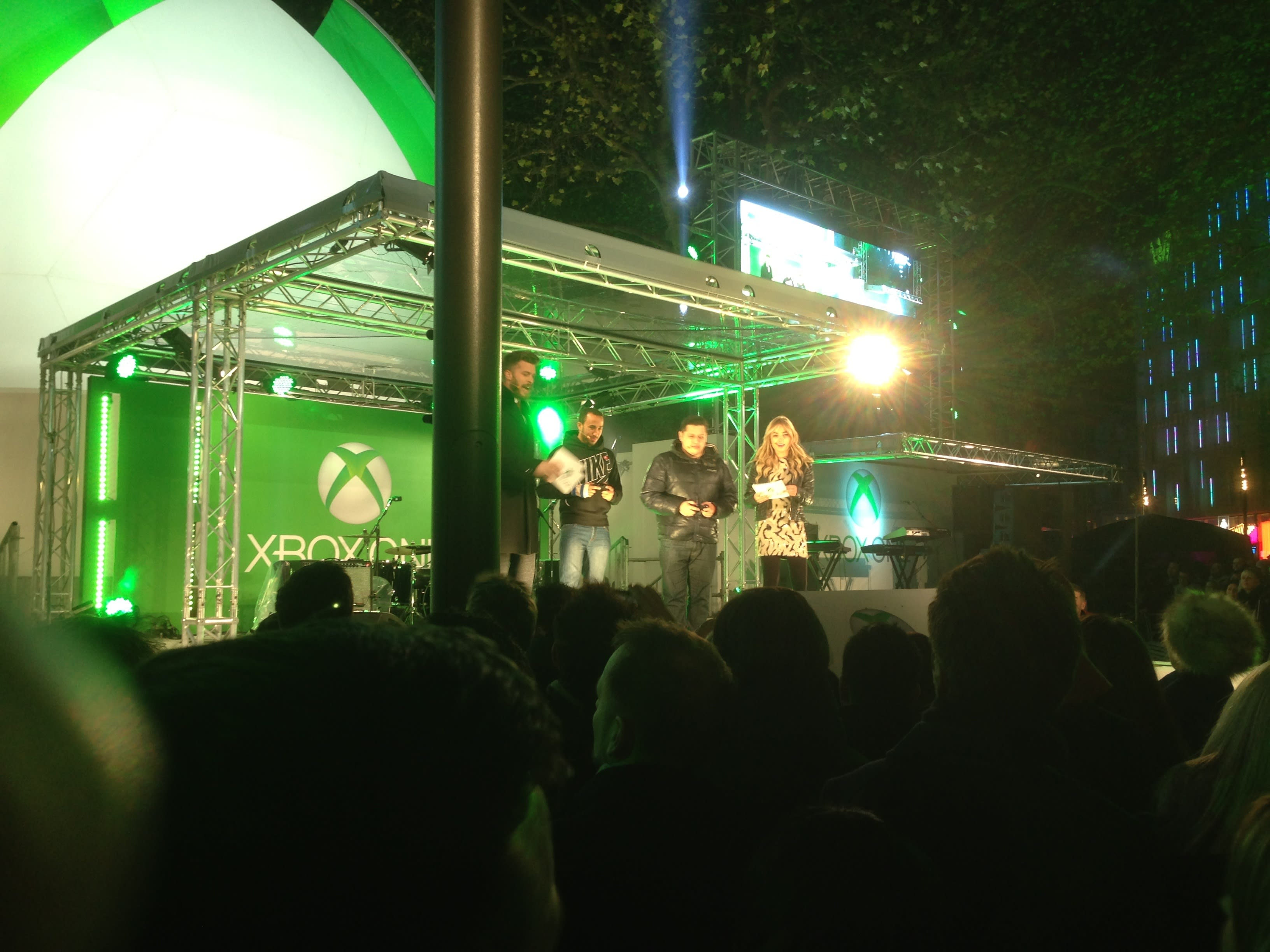 GAME Store Event Gallery - Xbox One Launch Events