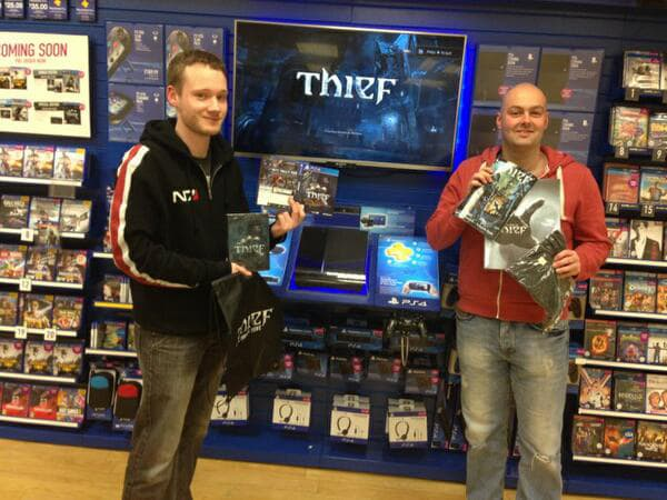 GAME Store Event Gallery - Thief Lock In Events