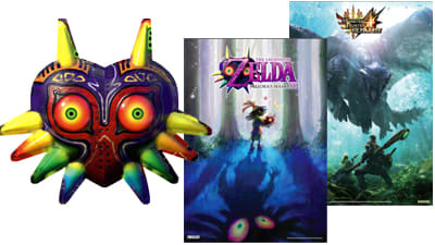 Nintendo 3DS Lock In Giveaways