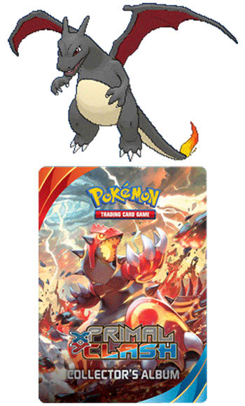 Exlusive Shiny Charizard Pokemon giveaway in GAME Stores