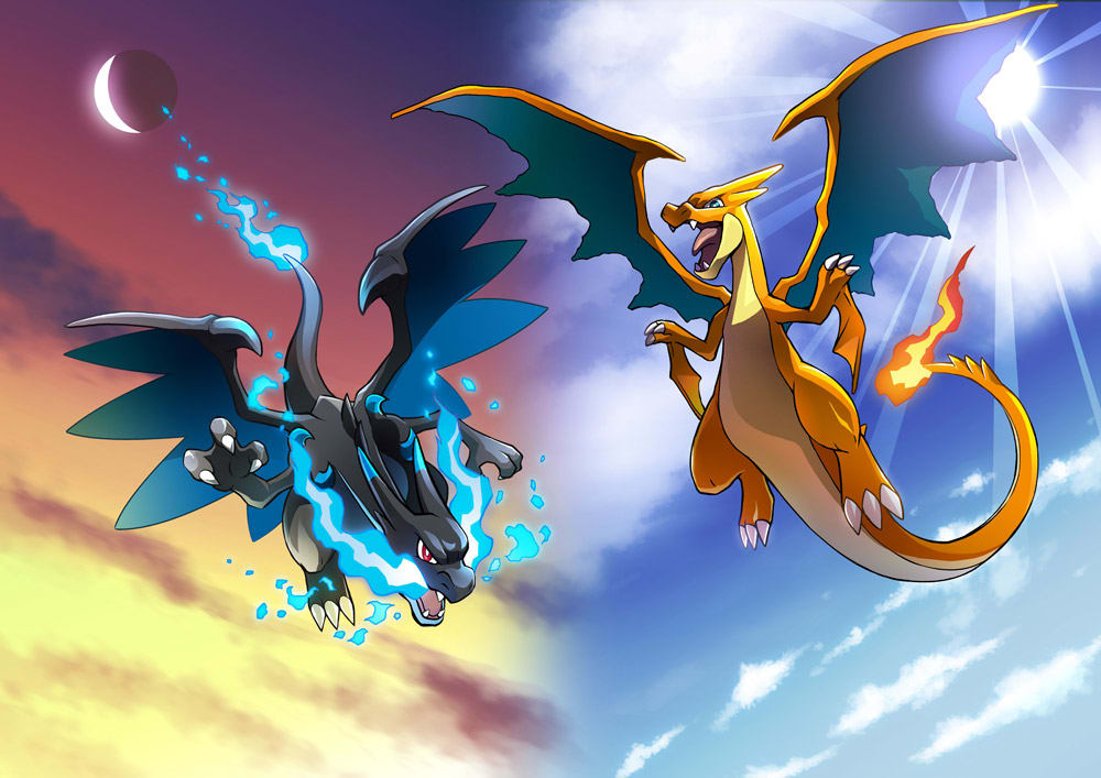 Catch the Rare Mega Charizard  In GAME Stores