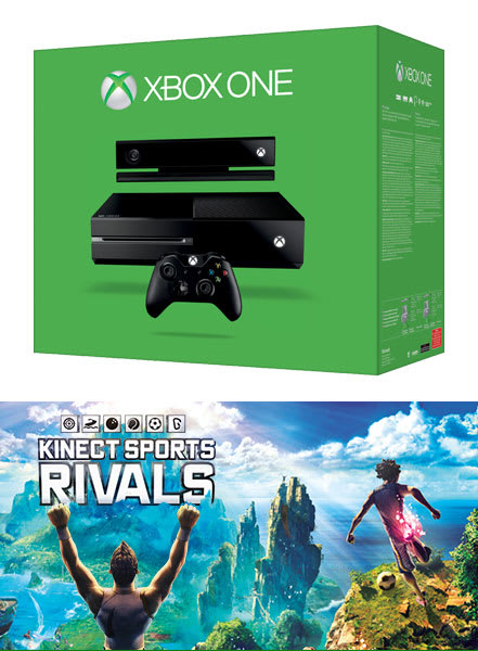 Win an Xbox One with the in-store Kinect event!