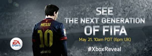 See the Next Generation of FIFA at the Xbox reveal with GAME