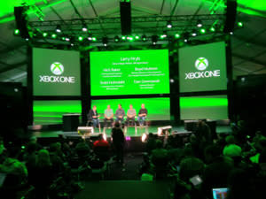Xbox One live from the Xbox Reveal event in Seattle from GAME
