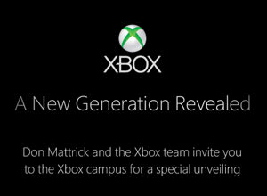 Watch the Xbox Reveal in GAME Stores on from 6pm