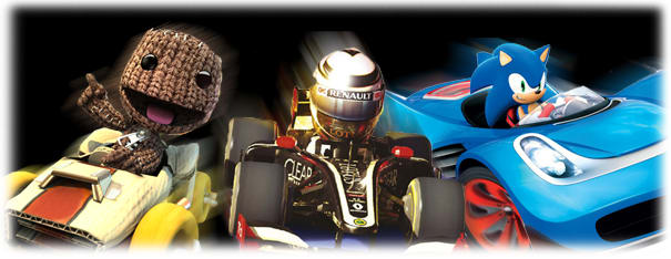 Great karting games coming in 2012 at GAME