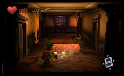 3D ghost-busting in Luigi's Mansion: Dark Moon - coming to Nintendo 3DS at GAME