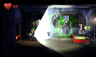 Luigi's Mansion: Dark Moon - coming to Nintendo 3DS at GAME