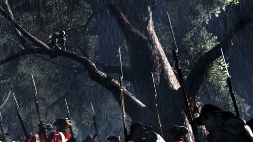 Preview of stealth action in Assassin's Creed 3 at GAME