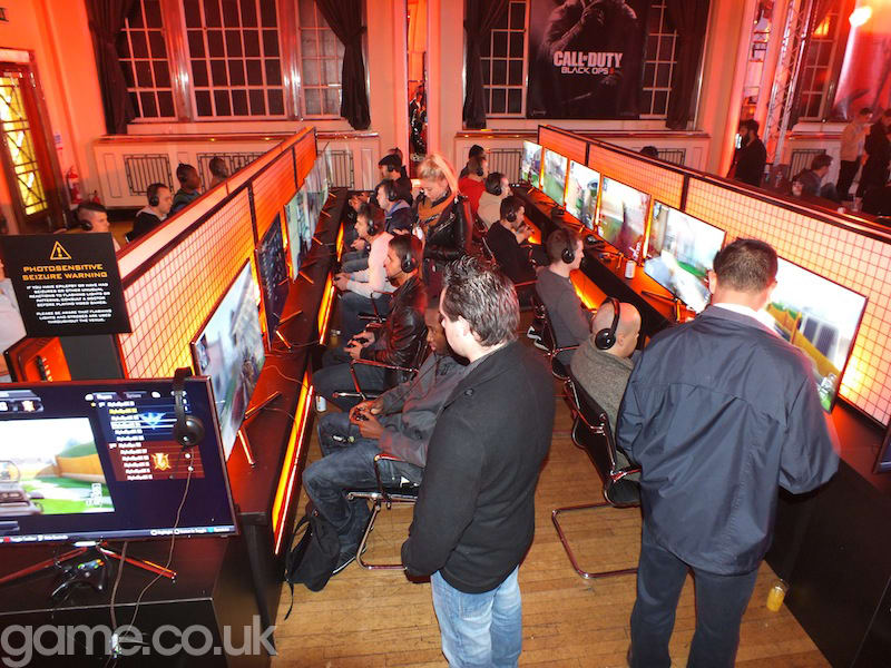 GAME goes to the Call of Duty Black Ops II Community Event