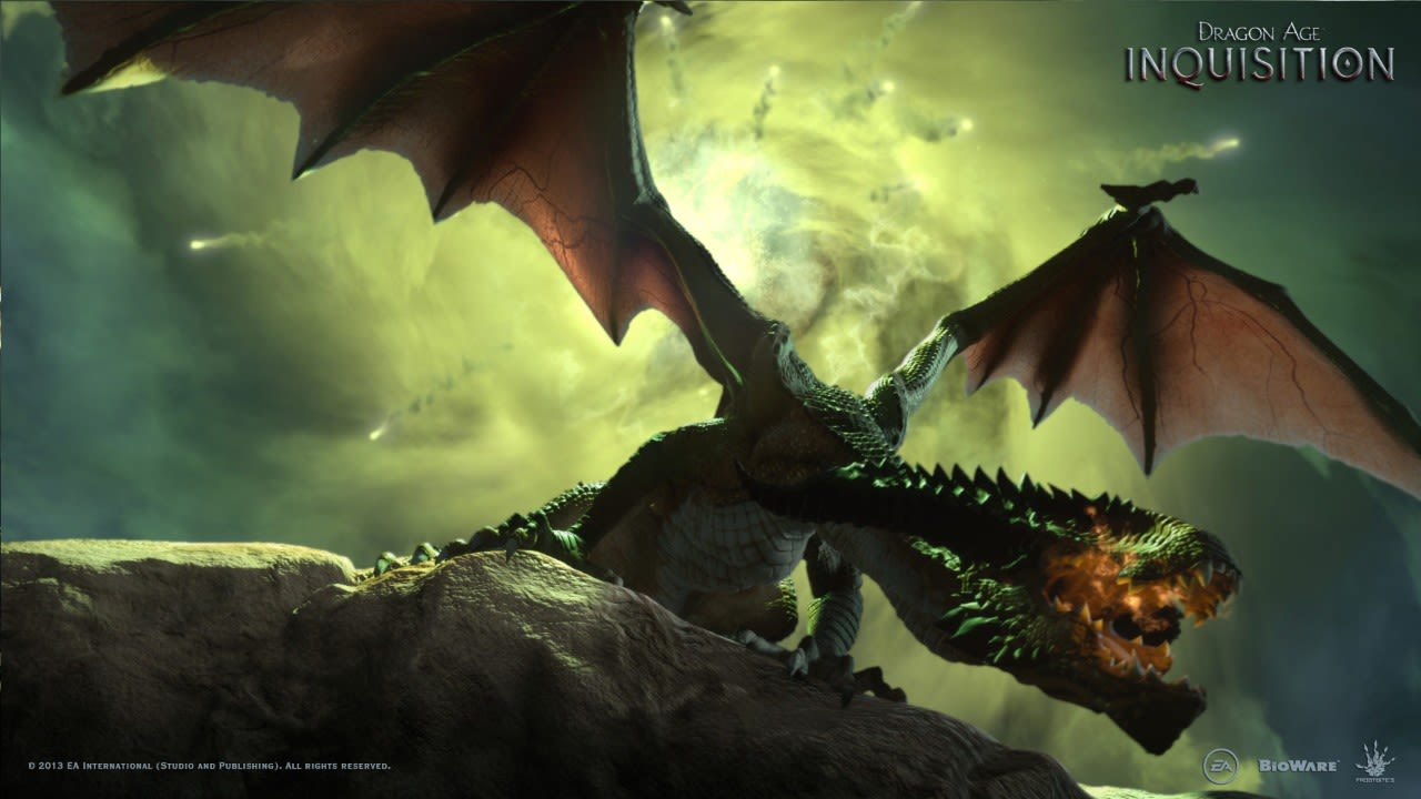 Dragon Age Inquisition for PlayStation 4 and Xbox One at GAME