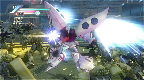 Dynasty Warriors Gundam 3 on PlayStation 3 and Xbox 360 at GAME