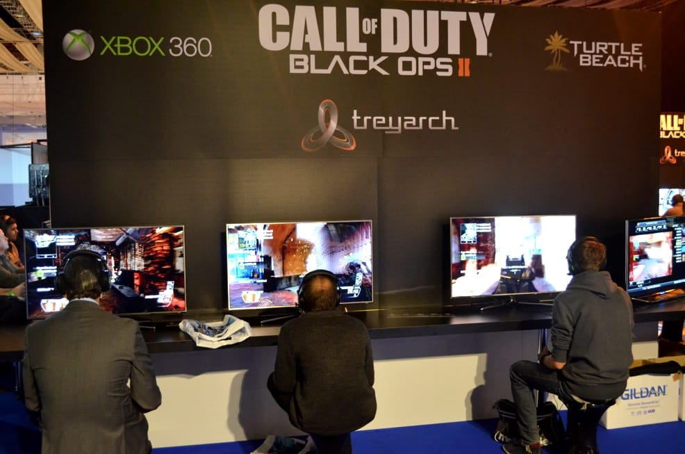 GAME Interviews Treyarch's David Vanderhaar about Call of Duty Black Ops II