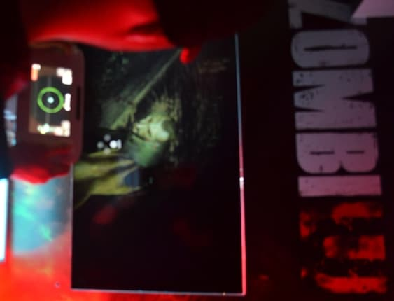 GAME played ZombiU on Wii U at Eurogamer Expo
