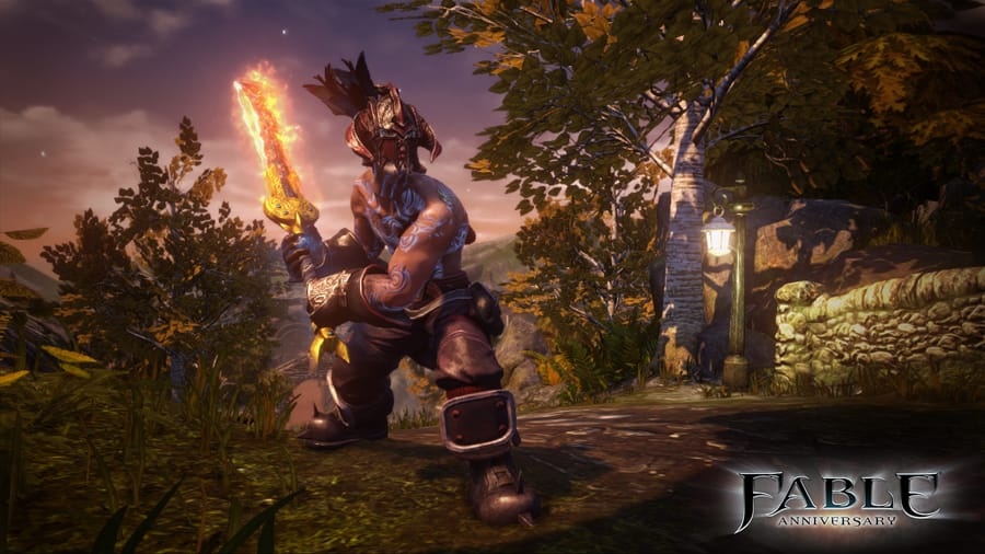 GAME Preview of Fable Anniversary at Lionhead Studios