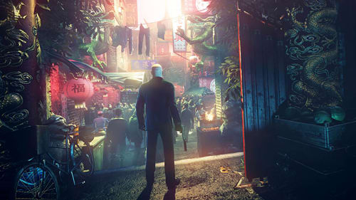 King of Chinatown level for Hitman Absolution shown at E3