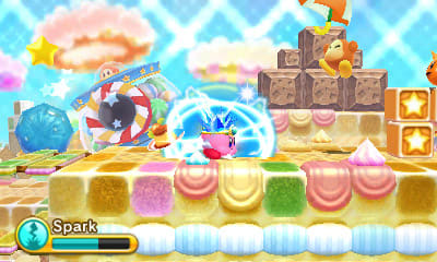 GAME reviews Kirby Triple Deluxe for Nintendo 3DS.
