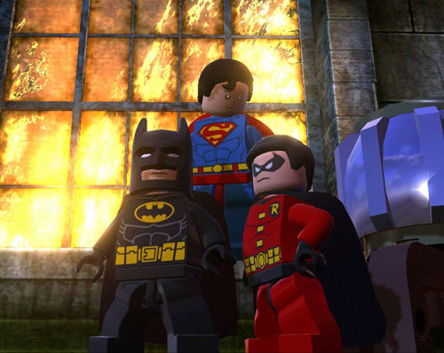 Superman and other DC Super Heroes comes to Gotham in LEGO Batman 2: DC Super Heroes at GAME