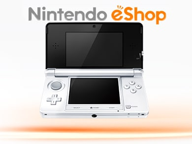 Exclusive games for 3DS from the Nintendo eShop at GAME