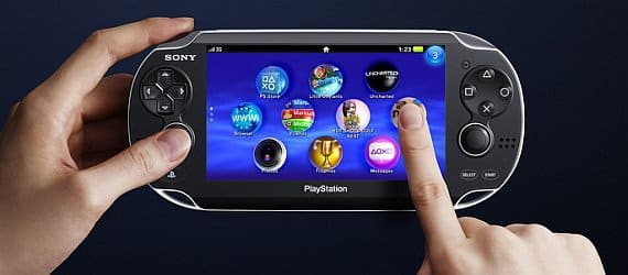 Sony PlayStation Vita- 3G or WiFi at Gamestation