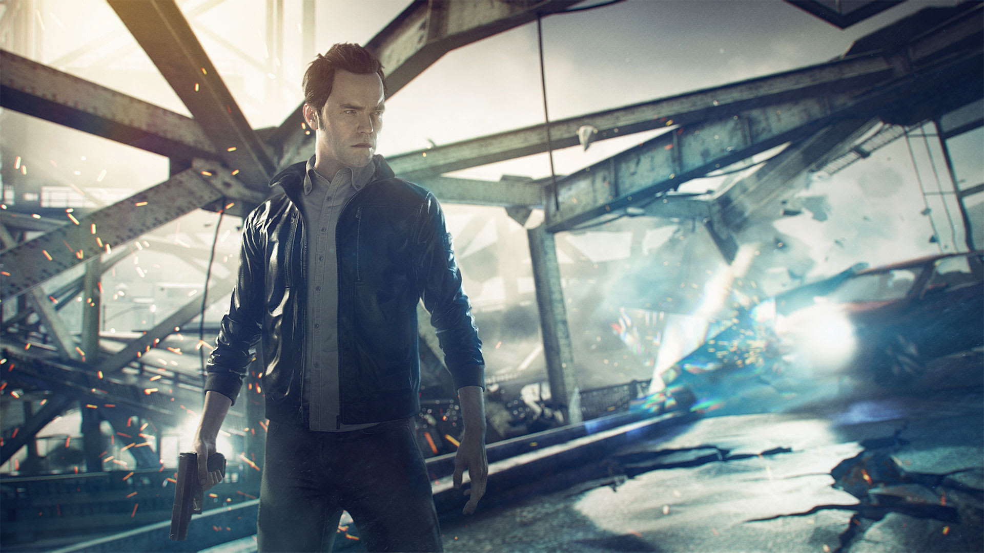 Quantum Break for Xbox One at GAME