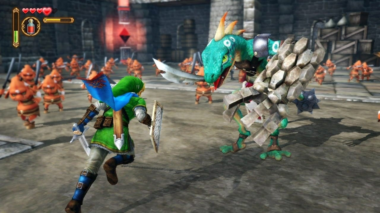 Hyrule Warriors for Wii U at GAME