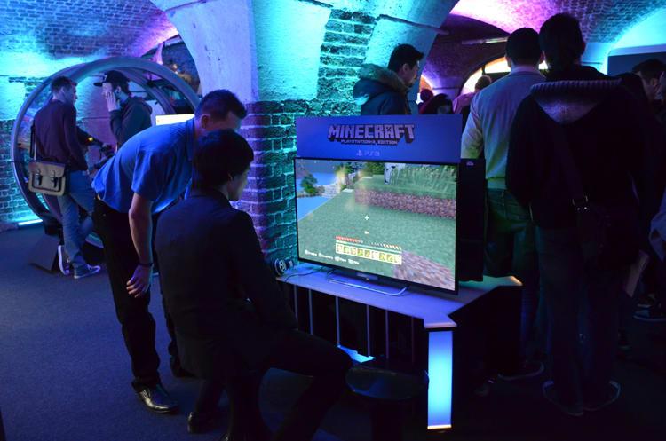 PlayStation at Bafta Inside Games show in London
