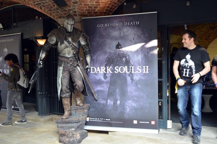 Dark Souls II at Bafta Inside Games show in London
