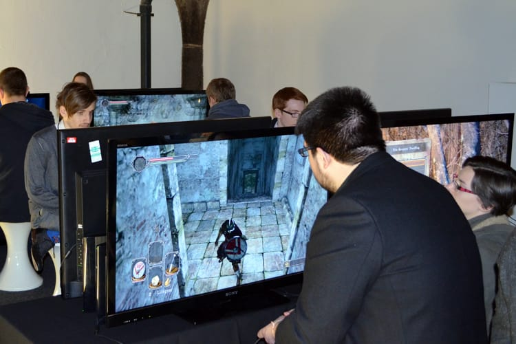 Dark Souls II at Bafta Inside Games show in London
